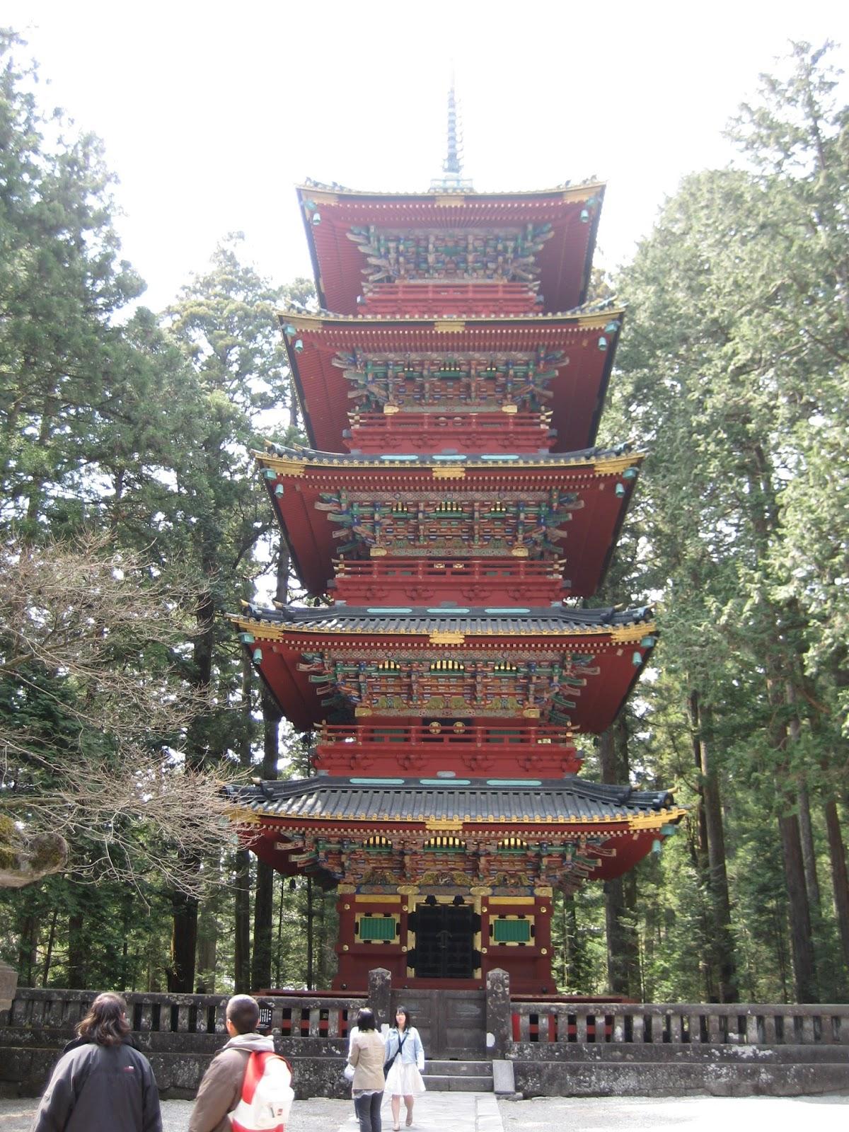 Patrimonio de la Humanidad en Asia y Oceanía. Japón. Santuarios y Templos de Nikko.