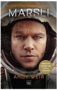 Andy Weir, Emre Aygün, İthaki Yayınları, Kitap Yorumları, Marslı, The Martian,