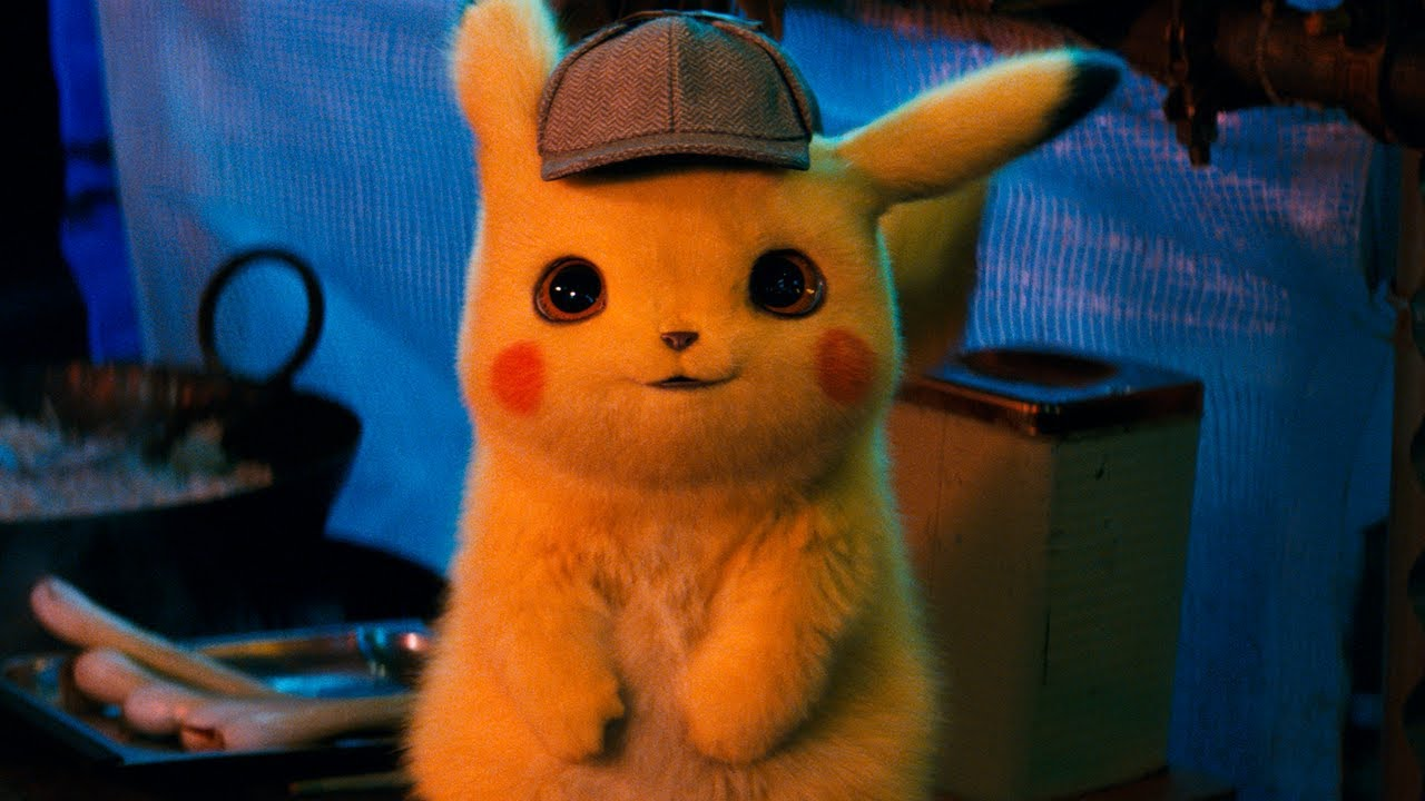 Gotta Catch Em All: New Chinese Detective Pikachu Character Posters Revealed