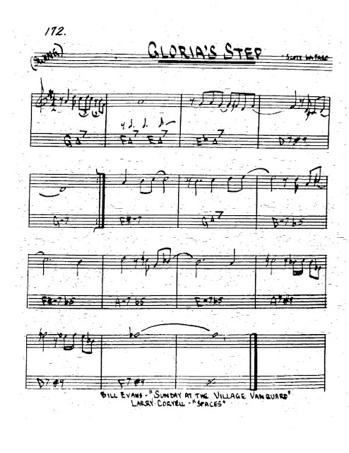Partitura Trompeta Scott Lafaro