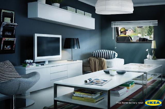 Ide Menata Ruang Keluarga yang Berukuran Mungil