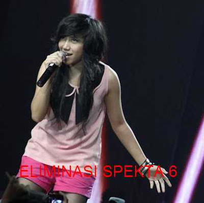 Non Dera Idol Gagal Menjadi The Next Indonesian Idol 2012