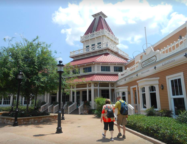 Image of Disney's Port Orleans Riverside Resort
