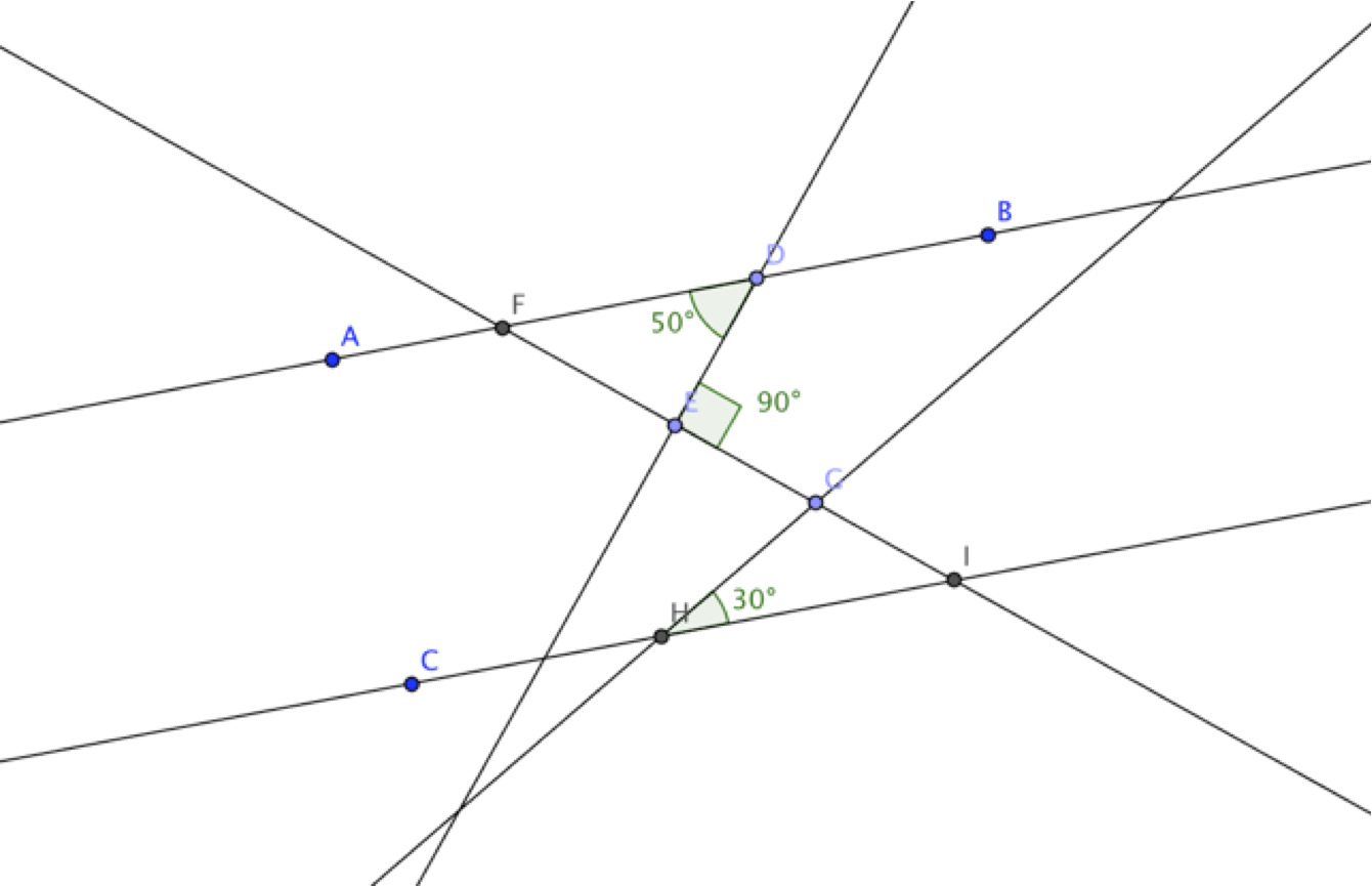 Geometry Math Problems