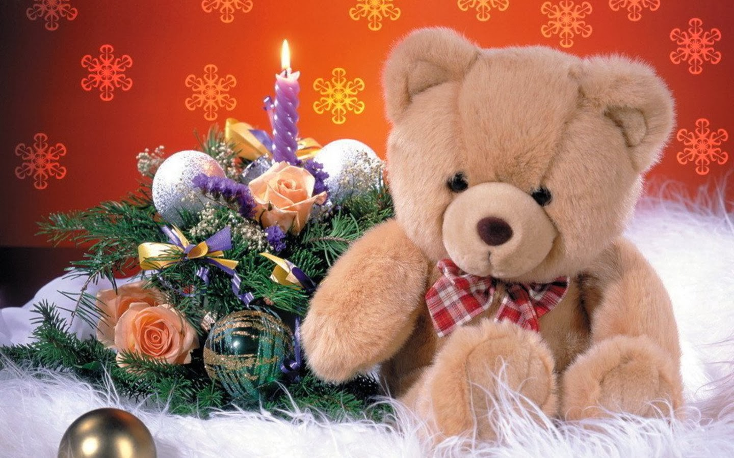 Lovely And Beautiful Teddy Bear Wallpapers