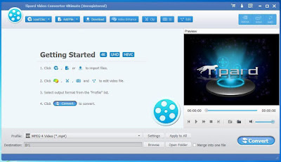 Tipard Video Converter Ultimate 9.2.30 (1-Years Free Key)