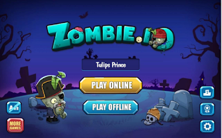 Download Zombie.io Slither Hunter V2.3 MOD Apk Terbaru