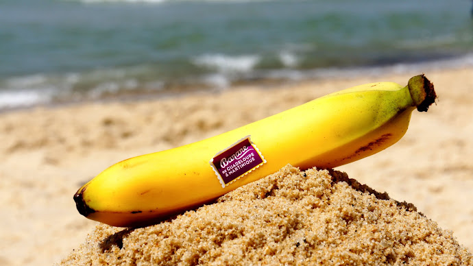 Wallpaper: Banana Beach
