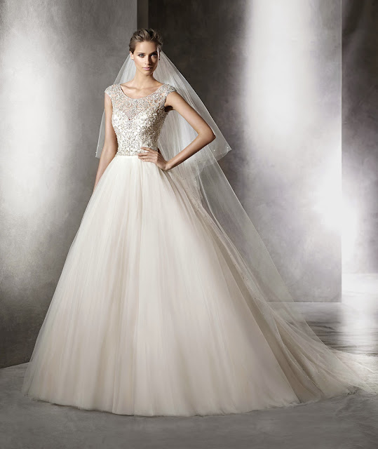 Tela encaje vestido novia – Vestidos de moda de esta temporada