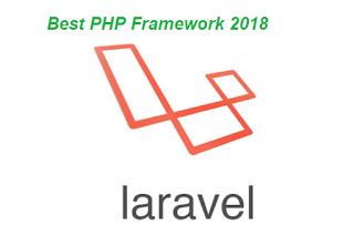 best php framework 2018
