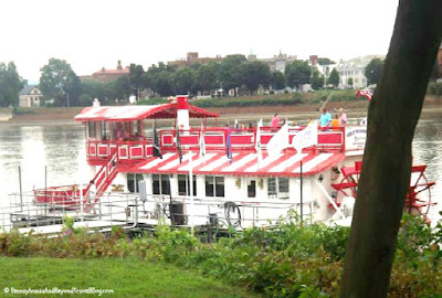 Pride of the Susquehanna Riverboat in Harrisburg Pennsylvania