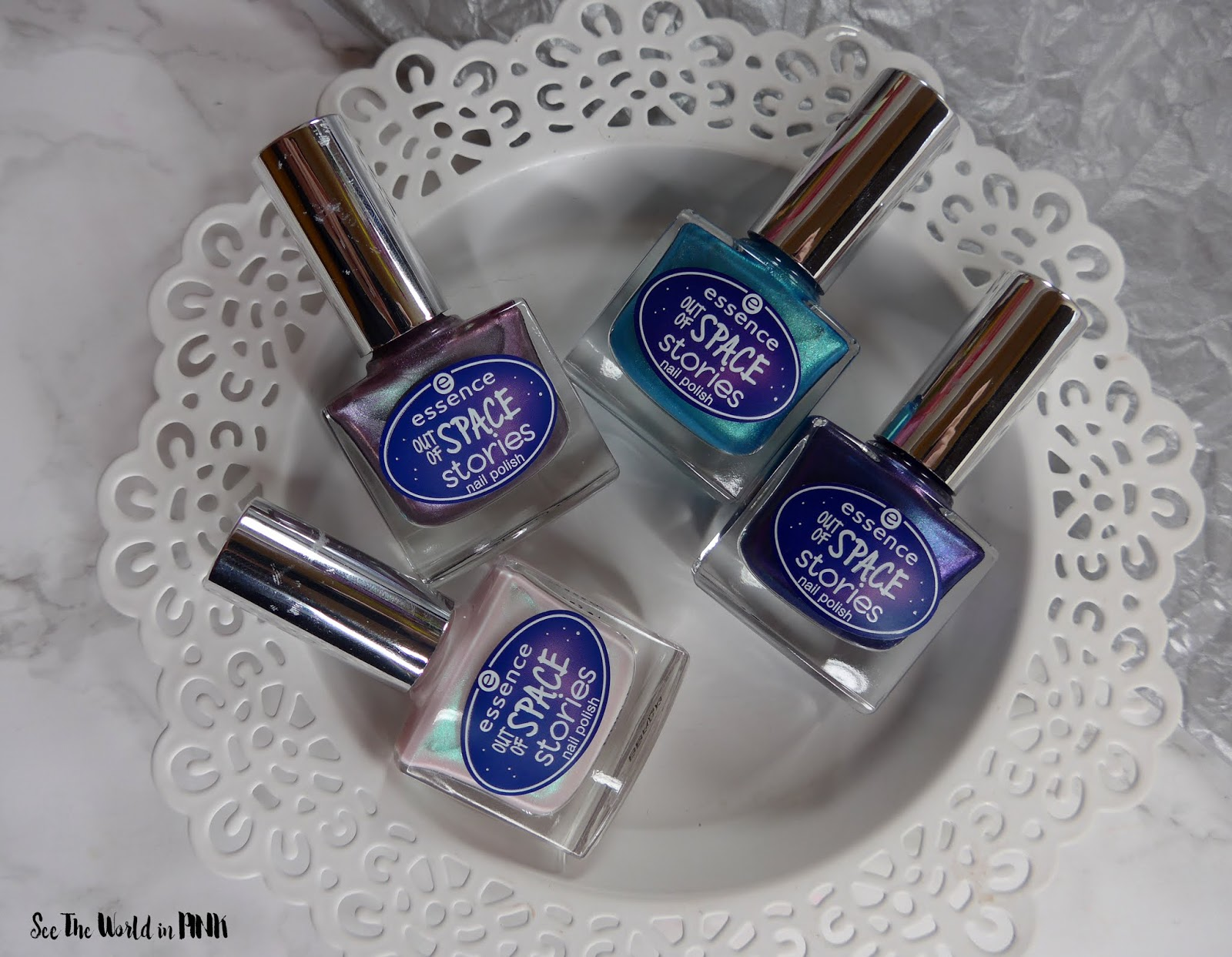 Essence Out of Space Stories polishes