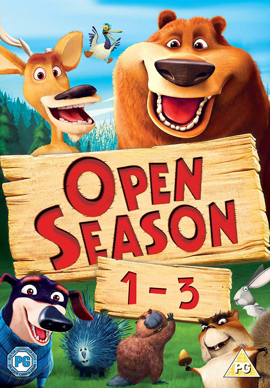 """NickALive!: It's """"Open Season"""" This Summer on Nicktoons UK ..."""