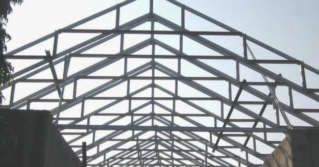 biaya pasang atap baja ringan surabaya 2021