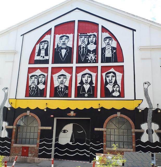 Lx Factory: O cantinho criativo de Lisboa