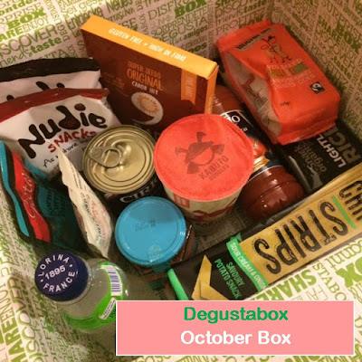 Degustabox, Subscription, Monthly, Food, Drink