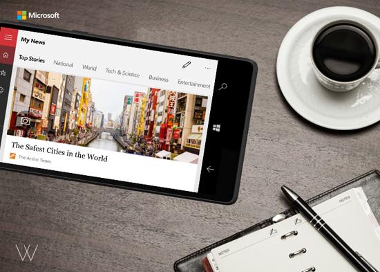Blogger aktif dengan Microsoft Wise Pad 7
