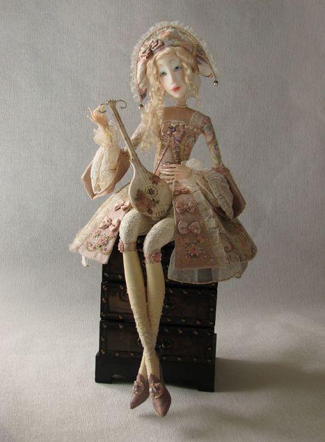 artisians dolls