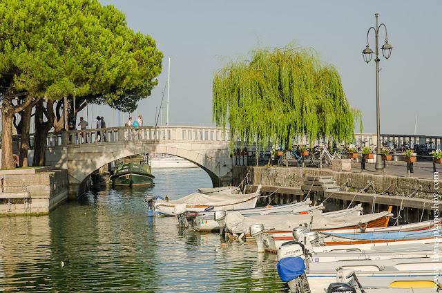 Viaje lagos Italia