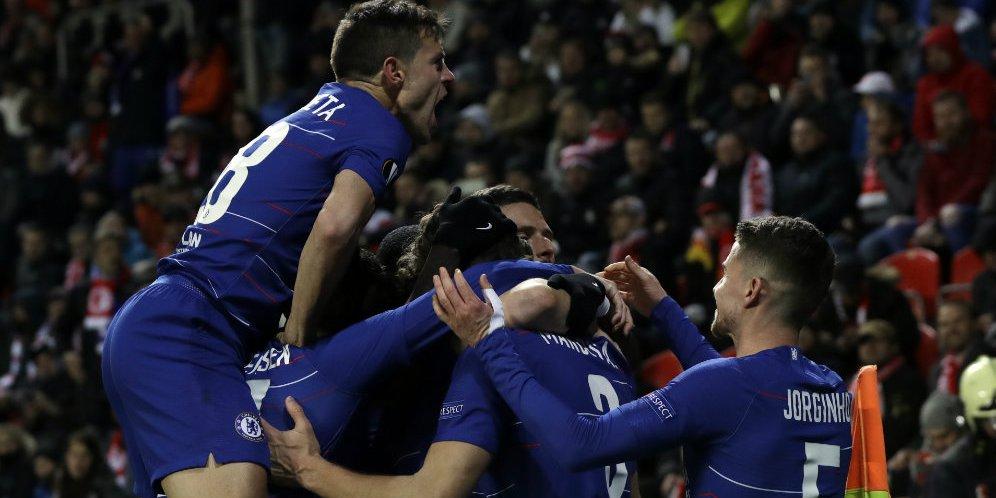 Trofi Liga Europa, Jadi Prioritas Perburuan Utama Chelsea