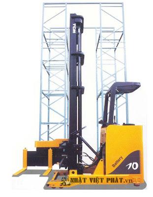 Xe nâng TCM RT10-12-15 03 chiều VNA
