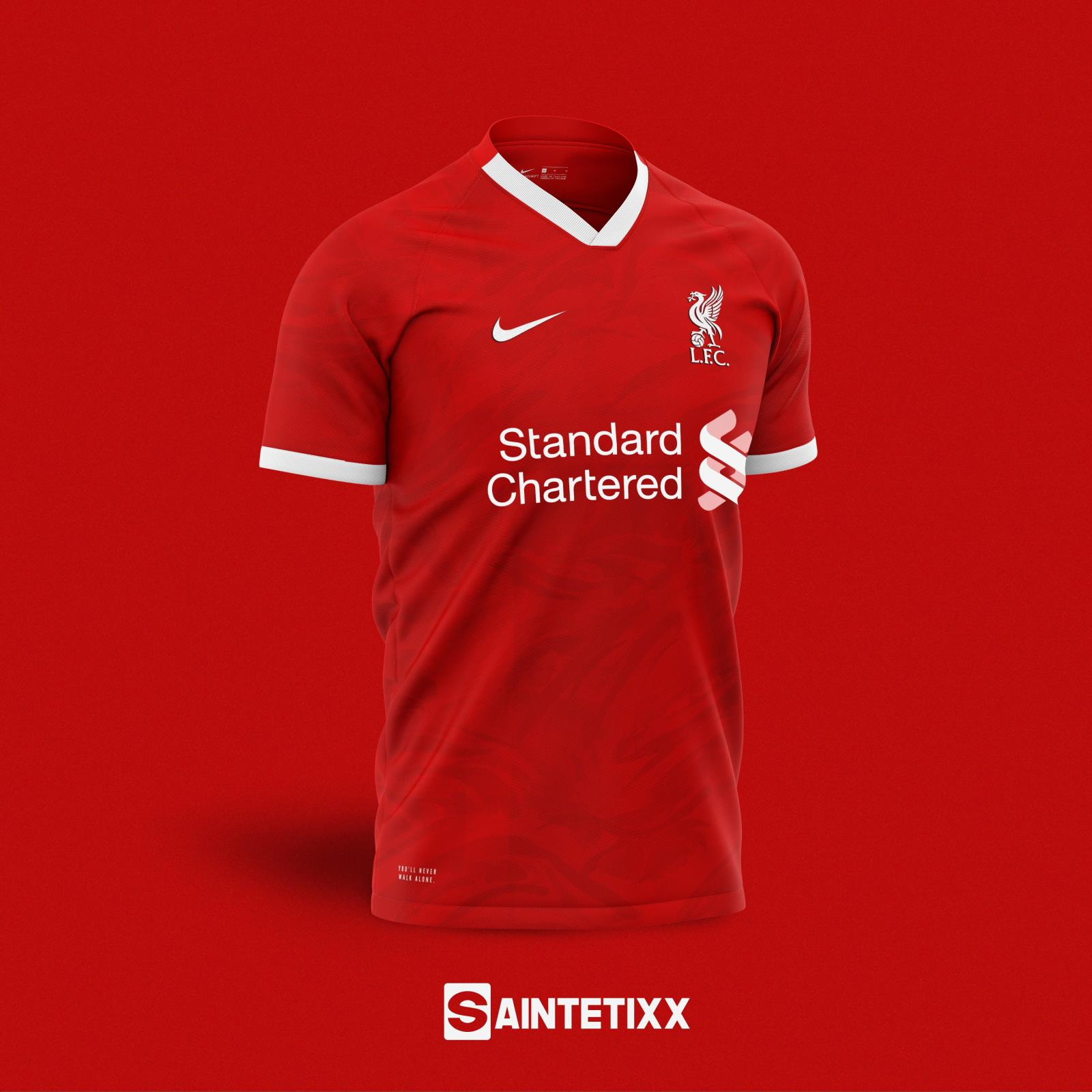 viuda Bueno claro  Nike Liverpool 20-21 Home, Away & Third Concept Kits - Footy Headlines
