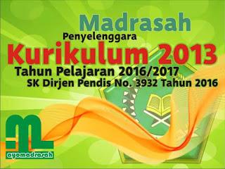 Madrasah Pelaksana K13