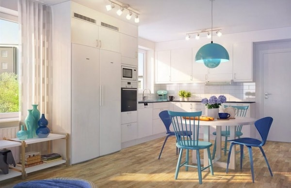 Best Ideas For Getting Stylish Dining Kitchen 12