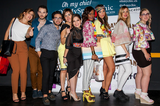 Oh My Spring Chic!, Evento, Fashion, Moda Española, Looks, Fashion Blogger, Street Style, Cool, Music, Desfile