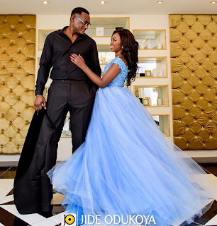 , Lanre Tomori Pre-wedding photo shoot will make you fall in love, Latest Nigeria News, Daily Devotionals & Celebrity Gossips - Chidispalace