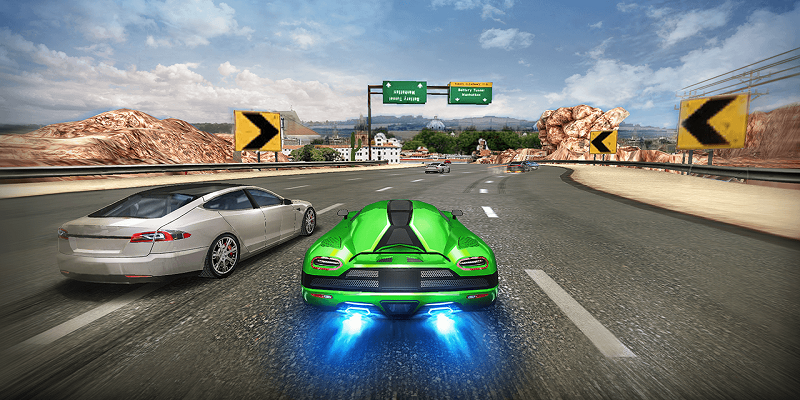 crazy for speed 2 hack apk