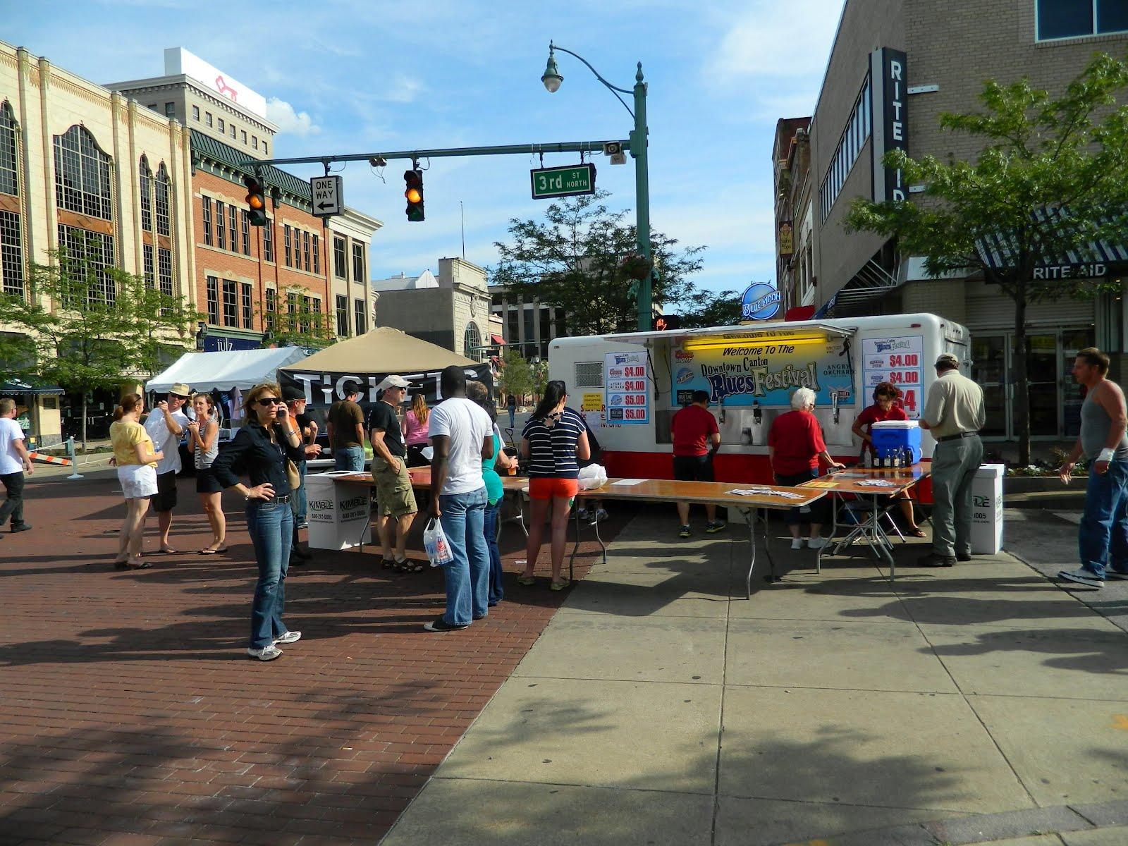Food Trucks In Canton Ohio