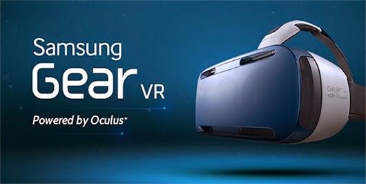 虛擬實境不是夢!三星Gear VR北美12月開賣,限搭Note 4