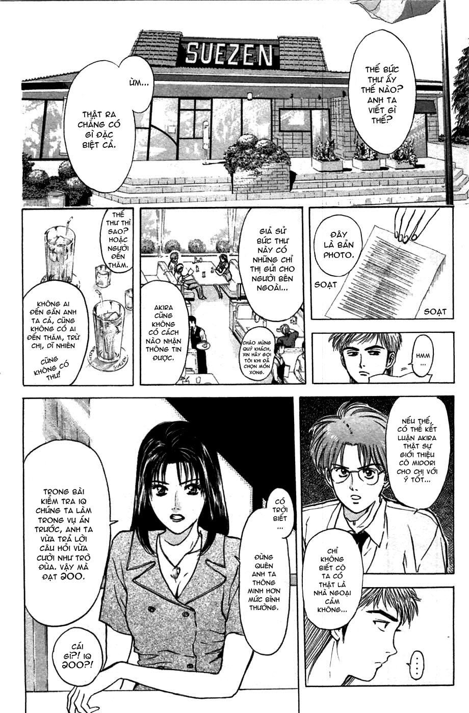 Psychometrer Eiji chapter 62 trang 12