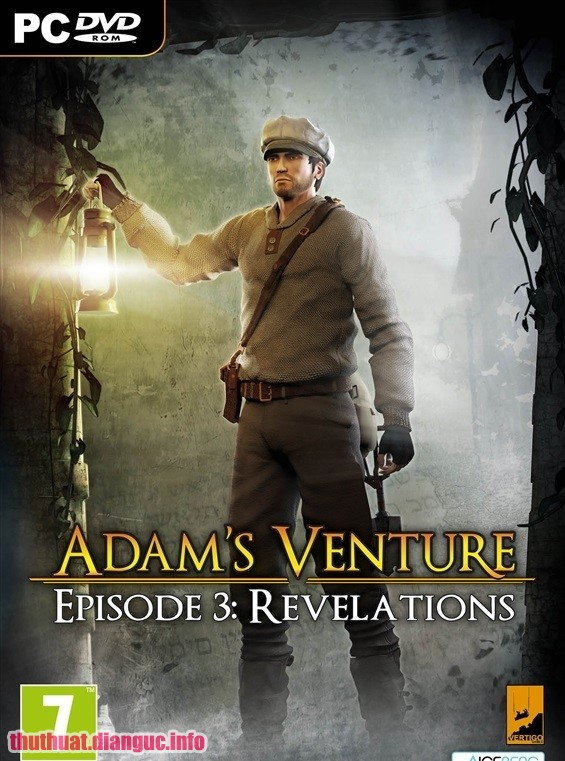 Download Game Adam's Venture Episode 3: Revelations Full Crack