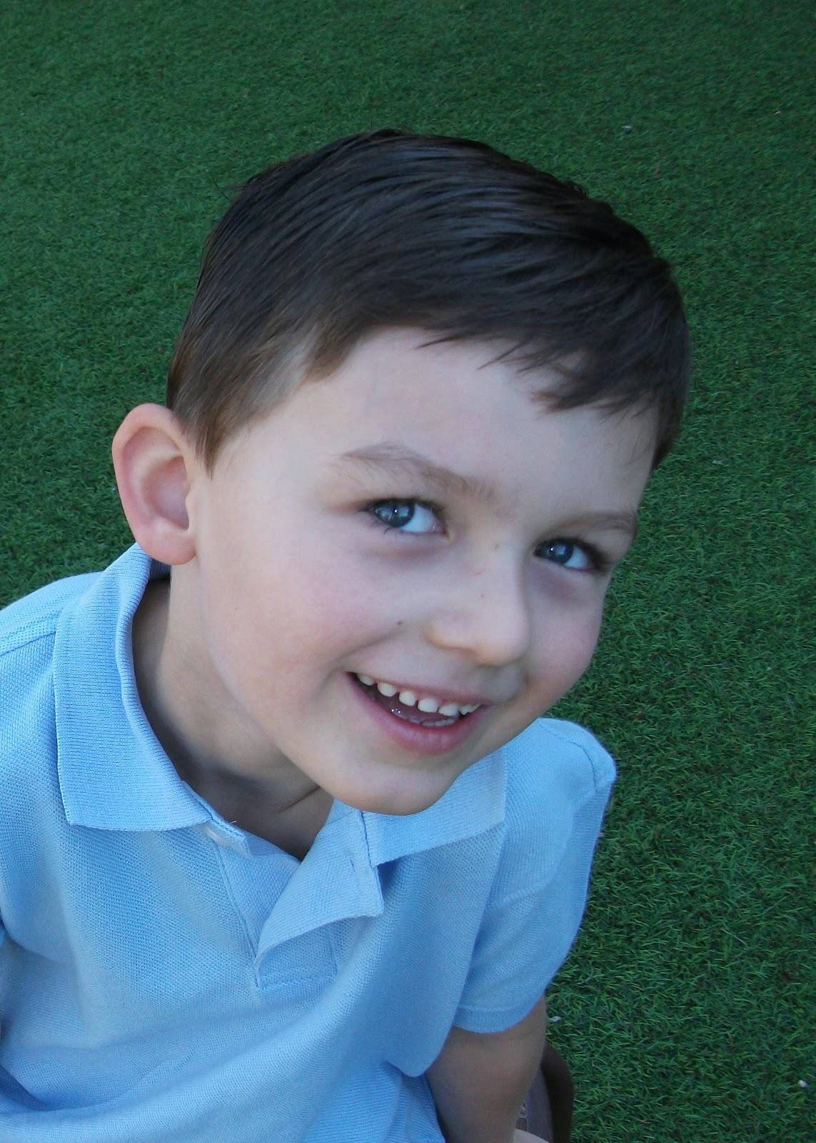 Jack 5 Year Old Photo Shoot