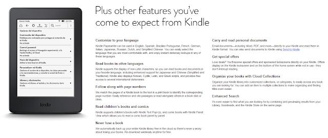 Kindle Paperwhite E-reader 9