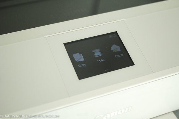 easy home printing with excellent quality on the canon pixma printer