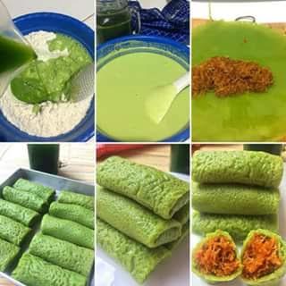 resep dadar gulung original