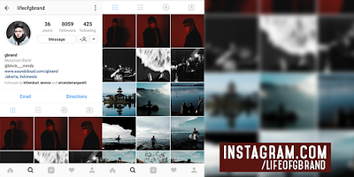 lifeofgbrand Instagram