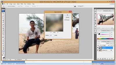 Tips Mengubah Background Menjadi Blur