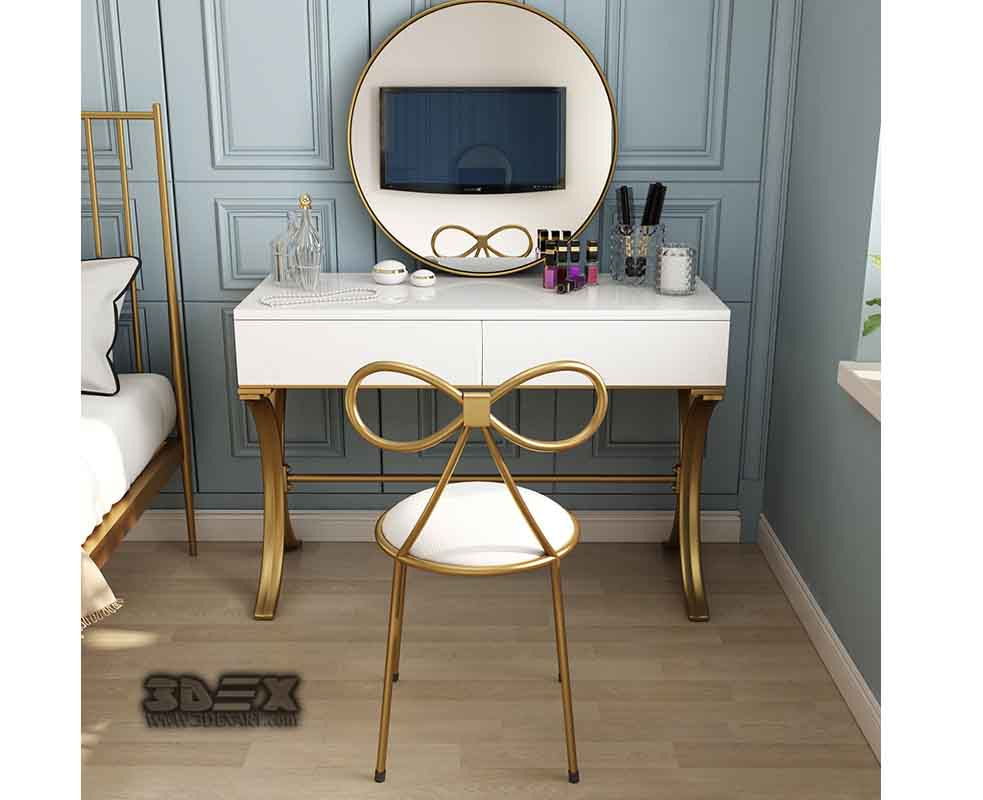 50 latest small dressing table designs for bedroom for Table design 2018