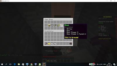 Minecraft Hypixel bedwars