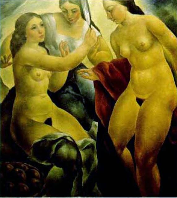 Narciso Balenciaga Altuna, Artistic Nude, Il Nude in Arte, Fine art