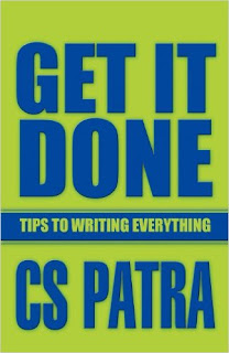 https://www.amazon.com/Get-Done-Tips-Writing-Everything/dp/1462657710/ref=sr_1_37?s=books&ie=UTF8&qid=1474918771&sr=1-37&keywords=CS+Patra
