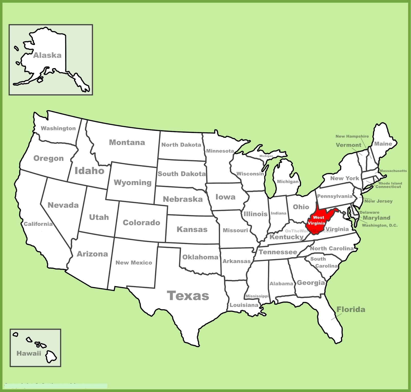FileMap Of USA VAsvg Wikipedia Us Map Virginia Virginia Map - Location of cumberland va on the us map