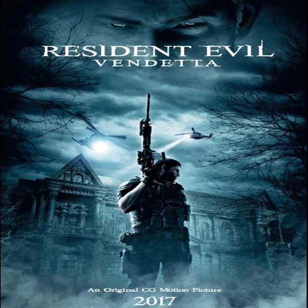Resident Evil: Vendetta, Resident Evil: Vendetta Synopsis, Resident Evil: Vendetta Trailer, Resident Evil: Vendetta Review, Poster Resident Evil: Vendetta