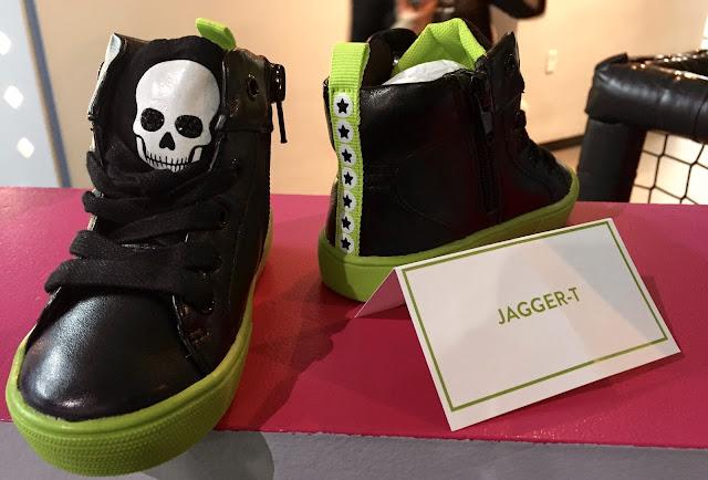 NYC Playroom shoes