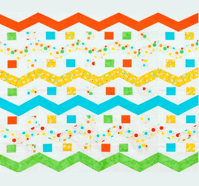 BasiX Quilt Pattern - Cup Cake Pattern - Quilt Queen Designs