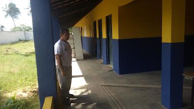 new product db4eb 54888 Dando continuidade em seu trabalho de reconstruir nosso Município de Luís  Correia, hoje pela manha, o Prefeito Visitou a Obra de recuperação da  Unidade ...